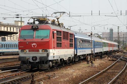World Railways - Rail Journey - Bratislava to Budapest