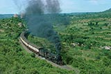 Steam near Lake Victoria