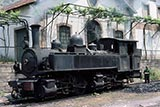 Metre gauge steam Tua to Bragança