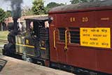 Narrow gauge steam Shantipur to Nawadwipghat